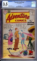 Adventure Comics #283 CGC 3.5 ow/w