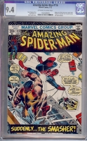 Amazing Spider-Man #116 CGC 9.4 ow/w