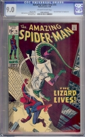 Amazing Spider-Man #76 CGC 9.0 ow/w