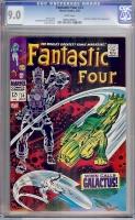 Fantastic Four #74 CGC 9.0 w
