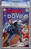 Hawk and the Dove #3 CGC 9.0 w