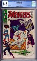 Avengers #26 CGC 6.5 ow/w