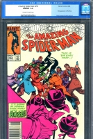 Amazing Spider-Man #253 CGC 9.8 ow/w