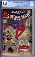 Amazing Spider-Man #46 CGC 8.5 ow/w