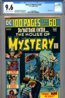 House of Mystery #225 CGC 9.6 ow/w