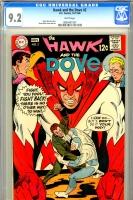 Hawk and the Dove #2 CGC 9.2 w