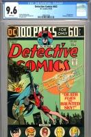 Detective Comics #442 CGC 9.6 w