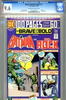 Brave and the Bold #117 CGC 9.6 ow/w