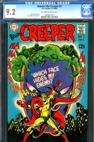 Beware the Creeper #4 CGC 9.2 ow/w