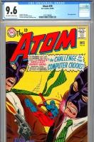 Atom #20 CGC 9.6 ow/w