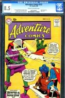 Adventure Comics #272 CGC 8.5 cr/ow