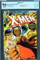 X-Men #117 CBCS 9.6 w