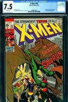 X-Men #60 CGC 7.5 w