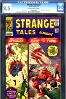 Strange Tales #133 CGC 8.5 ow/w