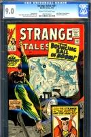 Strange Tales #131 CGC 9.0 cr/ow