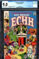 Not Brand Echh #12 CGC 9.0 ow/w