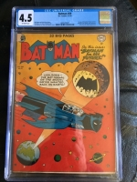 Batman #59 CGC 4.5 ow