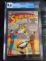 Superman #157 CGC 9.6 w