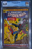 Amazing Spider-Man #102 CGC 6.0 cr/ow