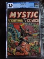 Mystic Comics #5 CGC 3.0 ow