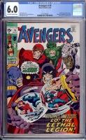 Avengers #79 CGC 6.0 ow/w