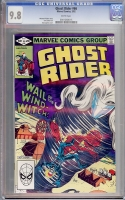 Ghost Rider #66 CGC 9.8 w