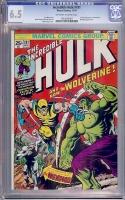 Incredible Hulk #181 CGC 6.5 ow/w