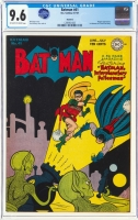 Batman #41 CGC 9.6 ow/w Rockford