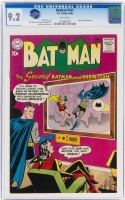 Batman #131 CGC 9.2 w Alfred Pennyworth Collection