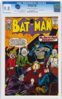 Batman #152 CGC 9.8 ow/w Alfred Pennyworth Collection