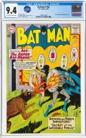 Batman #158 CGC 9.4 ow/w Alfred Pennyworth Collection