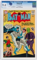 Batman #160 CGC 9.4 ow/w Alfred Pennyworth Collection