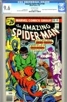 Amazing Spider-Man #158 CGC 9.6 ow