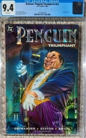 Batman: Penguin Triumphant #1 CGC 9.4 w