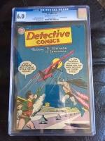 Detective Comics #216 CGC 6.0 ow/w