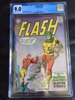 Flash #146 CGC 9.0 cr/ow