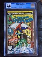 Amazing Spider-Man #212 CGC 9.8 w
