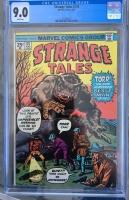 Strange Tales #175 CGC 9.0 w