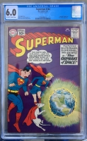 Superman #144 CGC 6.0 ow/w