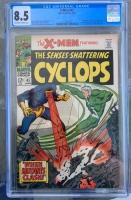 X-Men #45 CGC 8.5 ow/w