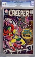 Beware the Creeper #1 CGC 6.0 ow/w