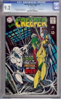 Beware the Creeper #5 CGC 9.2 ow