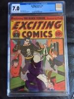 Exciting Comics #13 CGC 7.0 ow/w