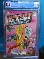 Justice League of America #2 CGC 8.5 w