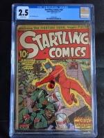 Startling Comics #25 CGC 2.5 n/a