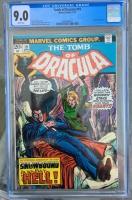 Tomb of Dracula #19 CGC 9.0 w