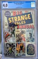 Strange Tales Annual #1 CGC 4.0 ow