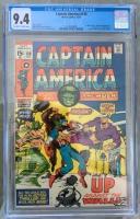 Captain America #130 CGC 9.4 ow/w