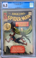 Amazing Spider-Man #7 CGC 6.5 cr/ow