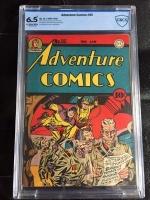Adventure Comics #95 CGC 6.5 ow/w